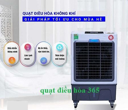 Quạt điều hòa làm mát không khí có đắt không